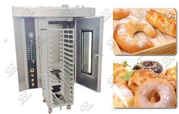 industrial bakery oven equipment