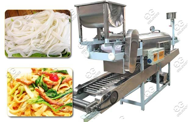 automatic rice noodle machine