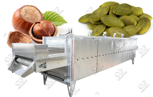 cocoa bean roasting machine price