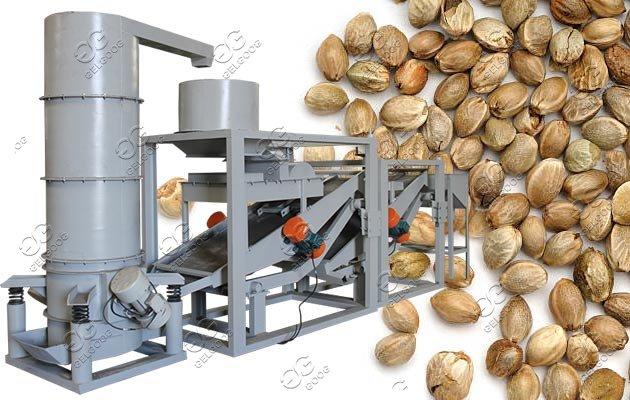 hemp seeds peeling machine