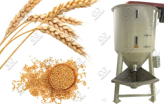 grain corn dryer machine