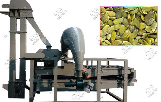 pumpkin seeds sheller machine