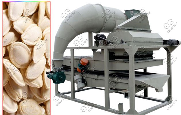 pumpkin seeds separating machine