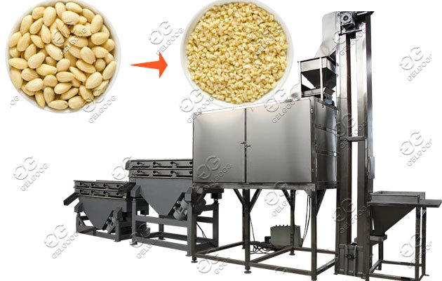 commercial nuts chopper