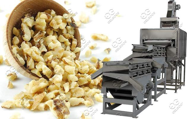 peanut almond cutting machine