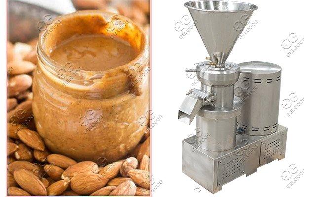almond butter making machine price
