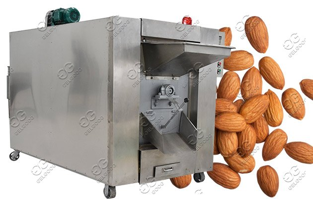 almond butter processing plant