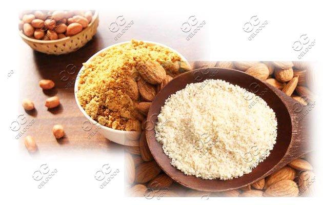 peanut powder mill price