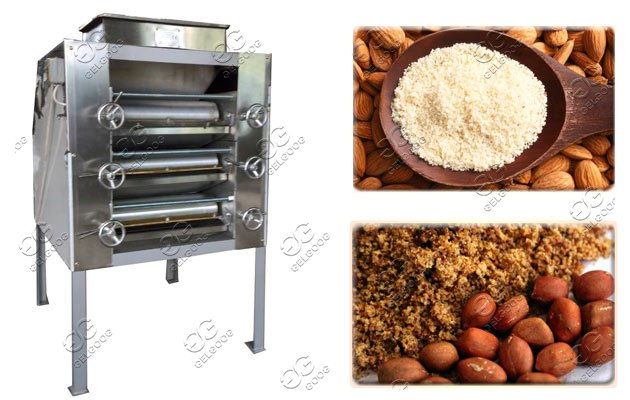 almond flour milling machine