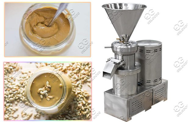 sunflower seed butter machine