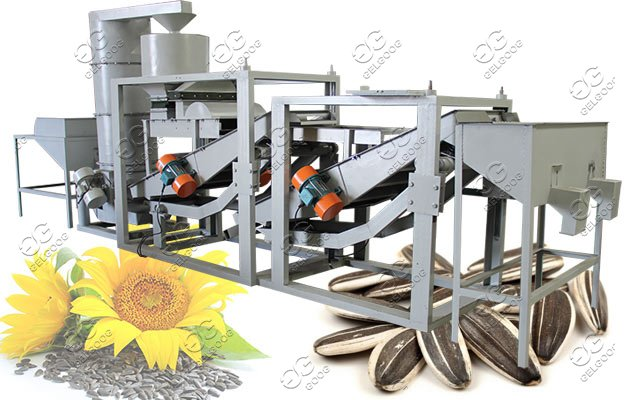 sunflower seeds butter production line