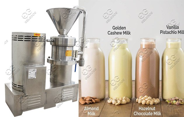 almond milk grinder machine