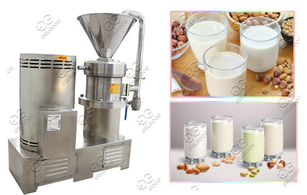 milk grinding machine