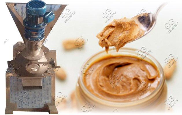 superfine peanut colloid mill machine