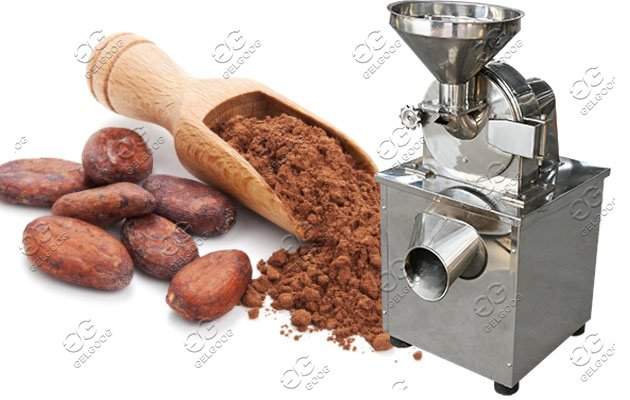 cocoa powder grinder machine