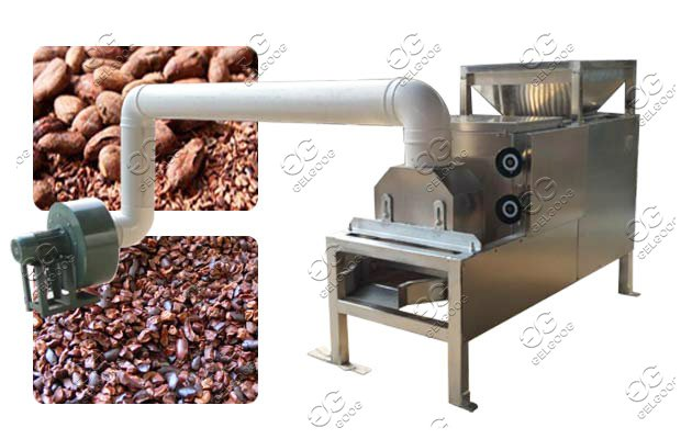 cocoa beans oil extractor machine