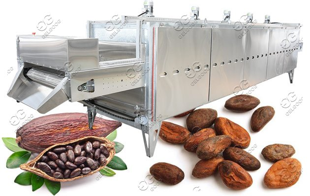 cocoa beans paste grinder machine