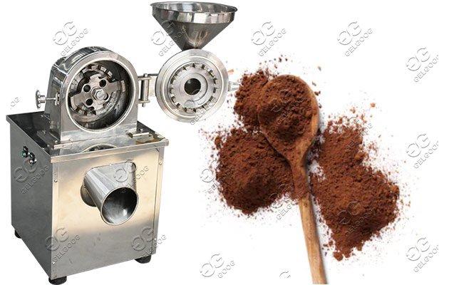 cocoa powder grinding machine