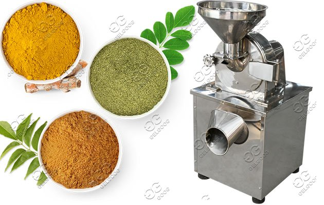 chili spice powder machine