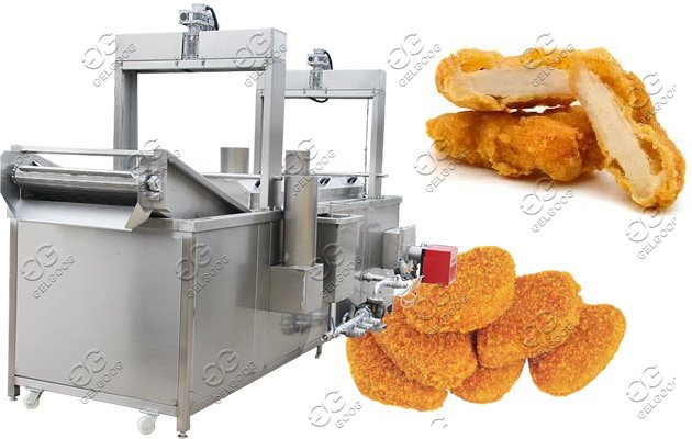 chicken frying machine price