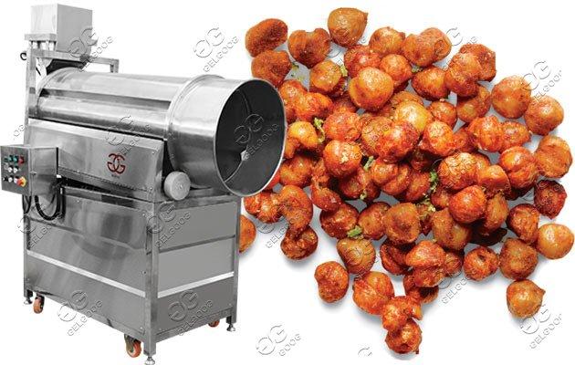 chickpea processing machine