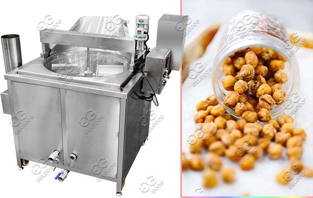 chickpea snacks flavouring machine