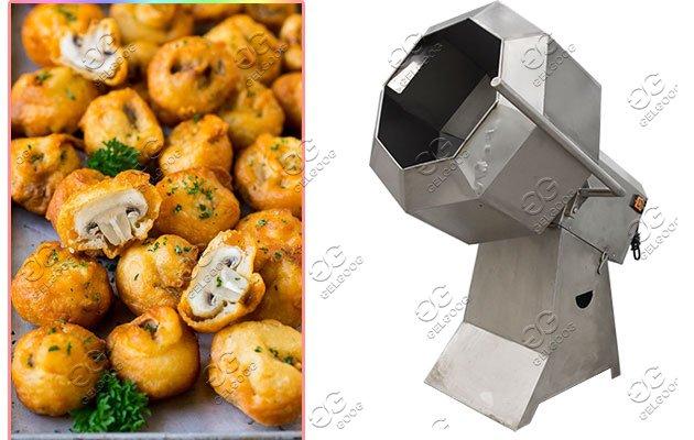 fries flavoring machine