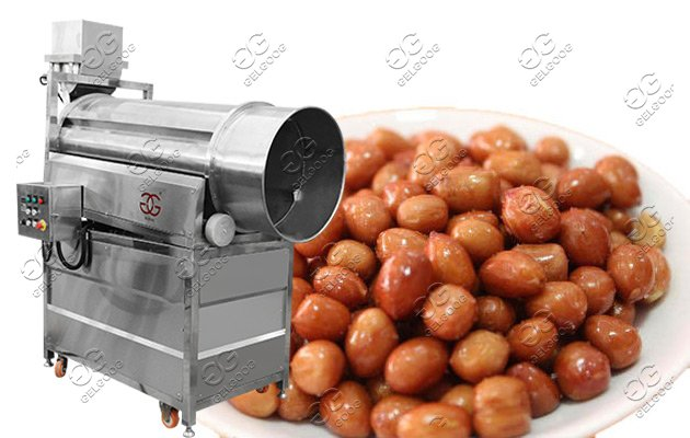 fried peanut Seasoning Machine