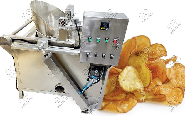 electric fries machine