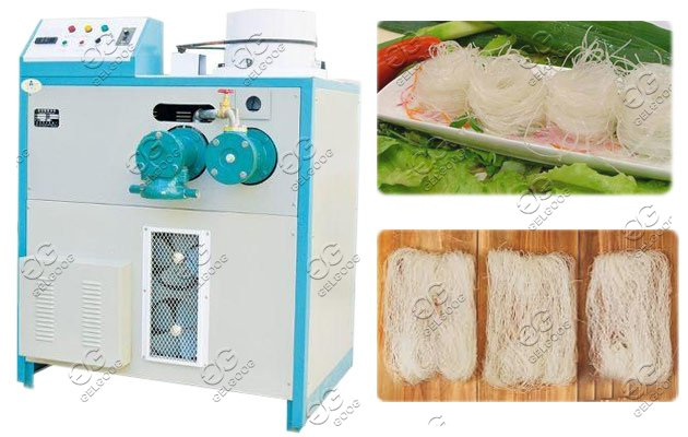 commercial rice vermicelli machine