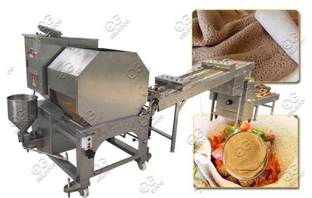 crepe making machine