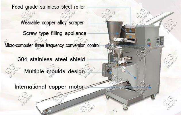 Indian samosa making machine price