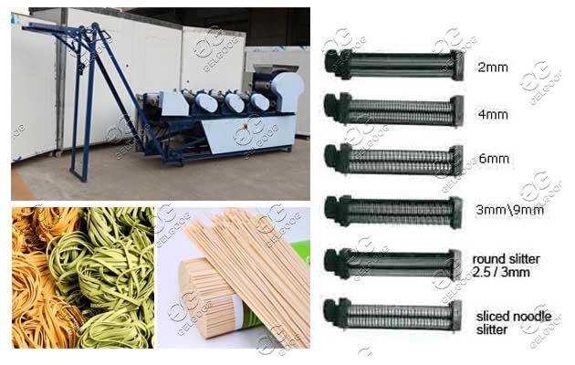 dry stick noodle machine