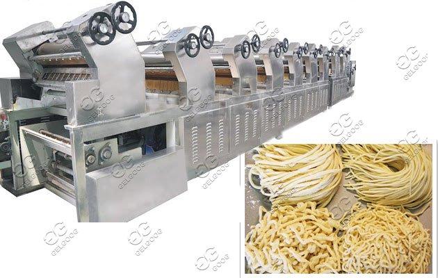 chowmein noodle machine