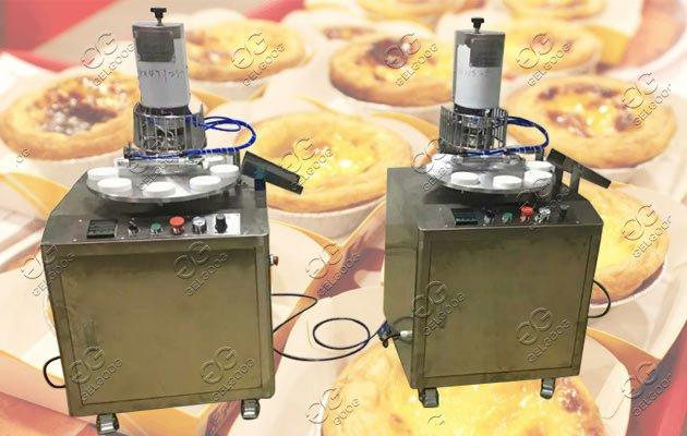 auto tart shells machine