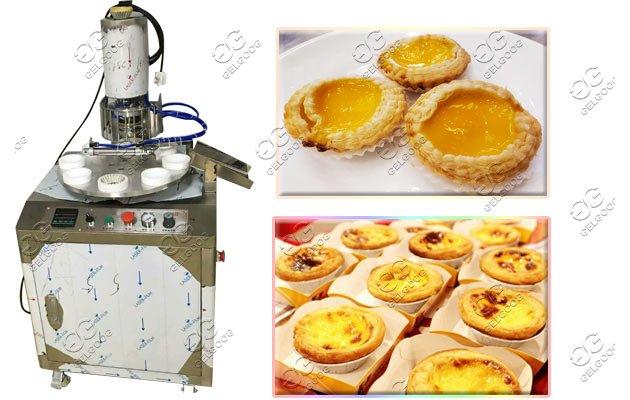 tart making machine