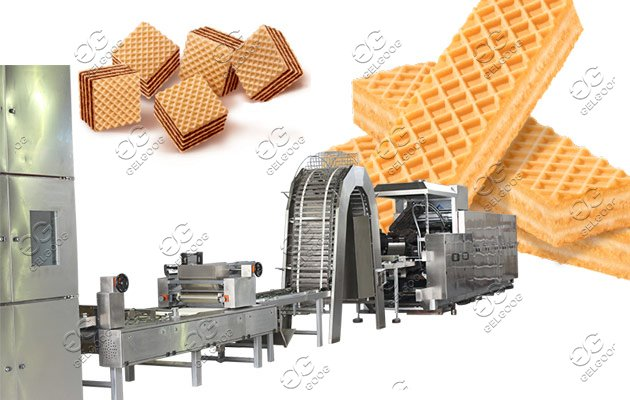 waffle-making-machine-production-line