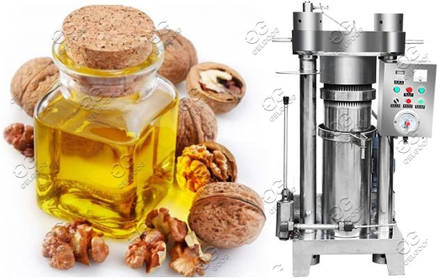 peanut pure oil mill machine
