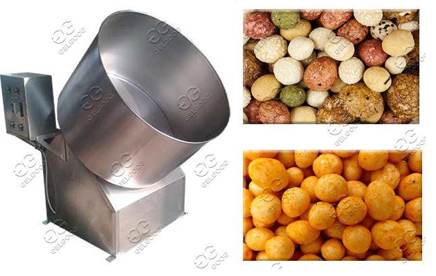 wasabi peas machine for sale