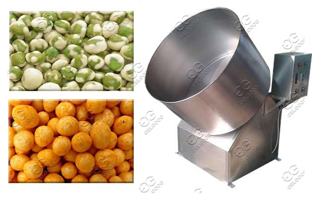 peanut burger coating machine price