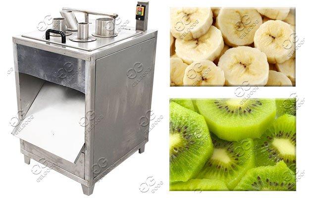 fruit vegetable slice cutter machine