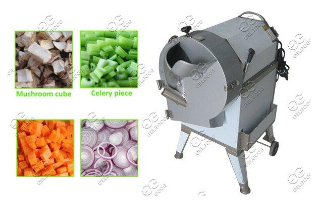 vegetables dicer machine