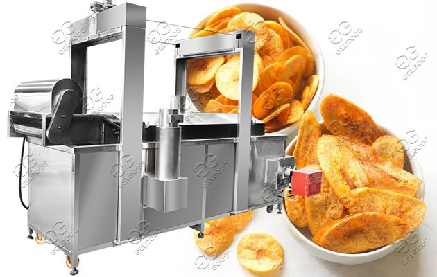 chips frying machine price