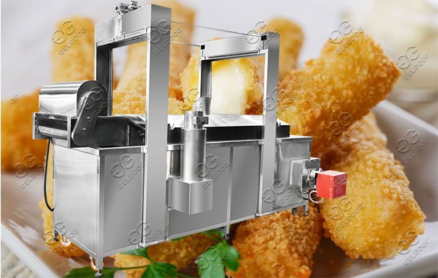 commercial cheese stick fryer machine price