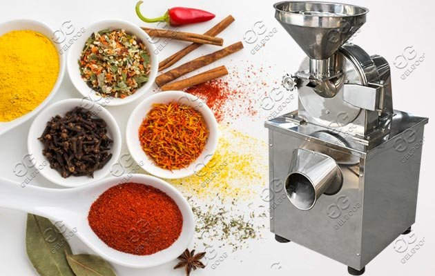 spice powder making machine price