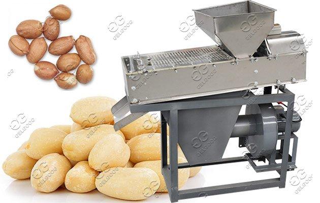 peanut red skin removing machine
