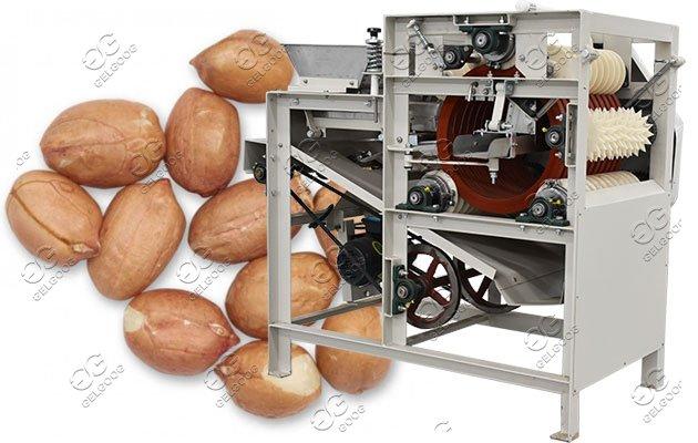 nut kernel peeling machine