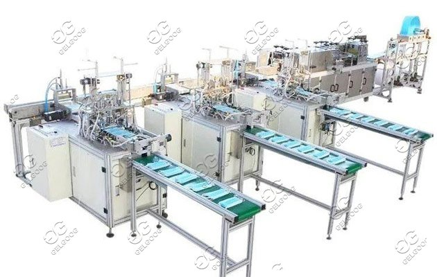 facial mask production machine
