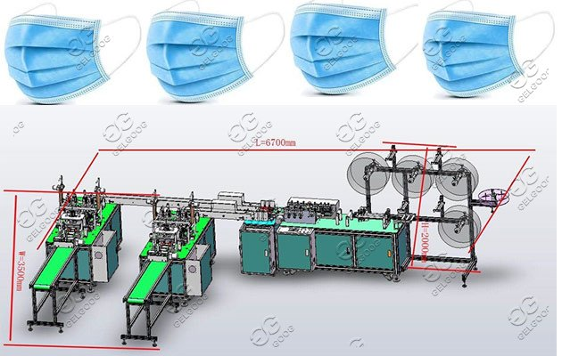 non woven face mask making machine price