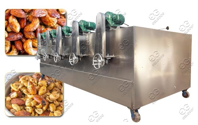cashew nut roasting machine price